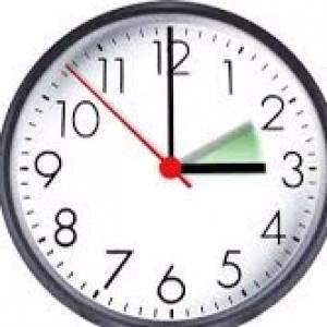 Cours Elémentaire – Modification des horaires