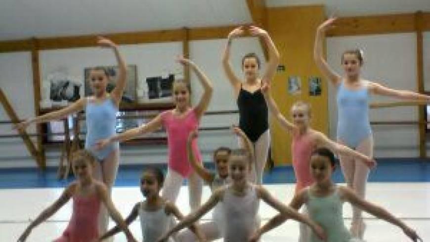 Concours régional Danse Classique : Félicitations